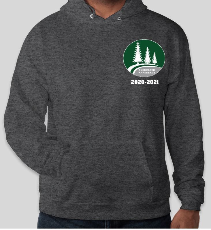 Evergreen Enterprise 2020-2021 Sweatshirt