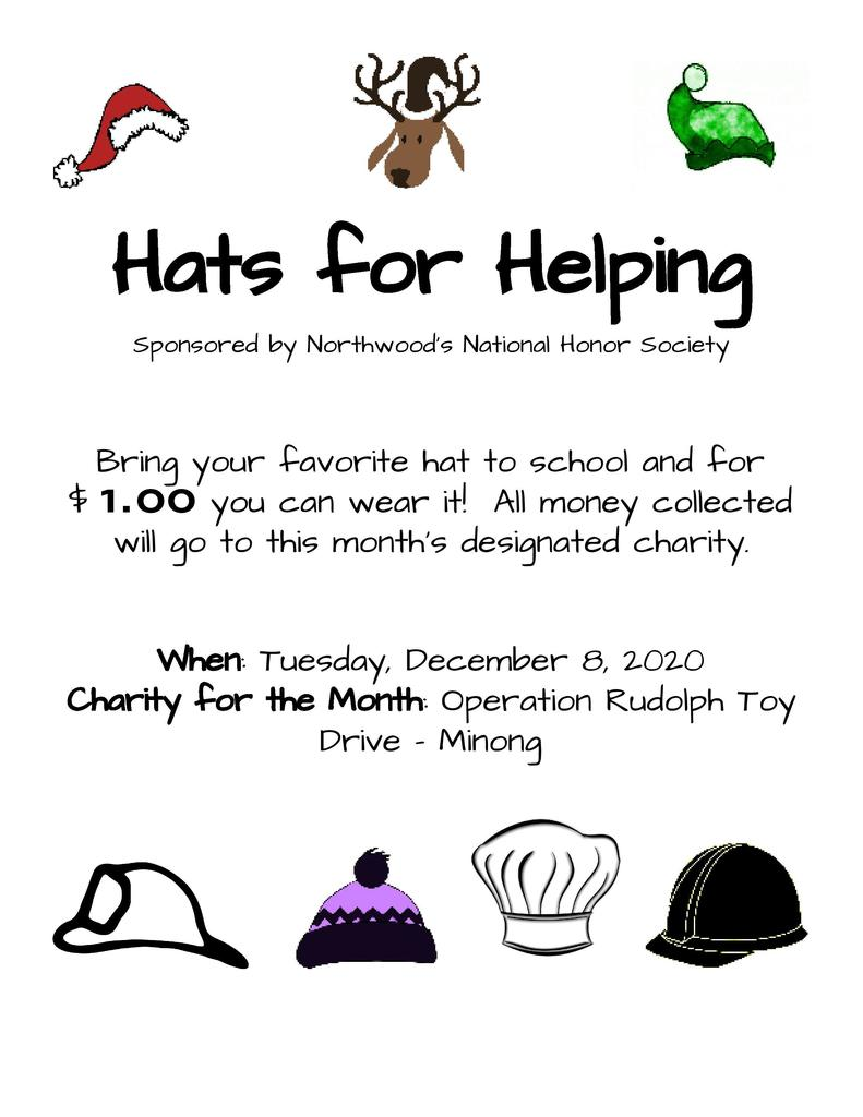 Hats for Helping