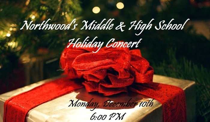 MS/HS Holiday Concert