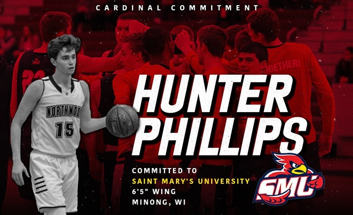 Congratulations Hunter!