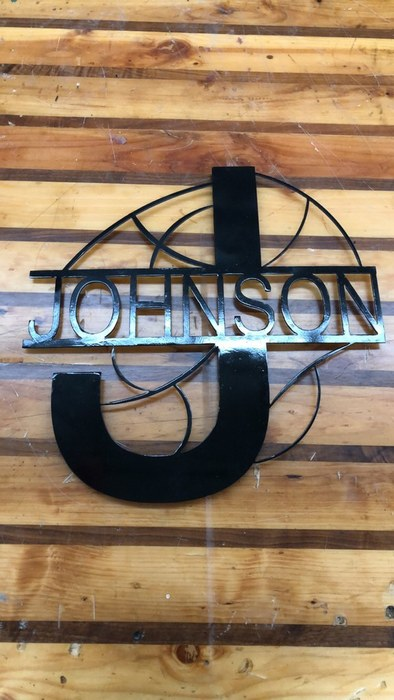 Johnson Monogram