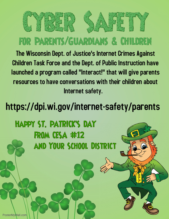 """Interact!"" - Parent Resources about Internet Safety"