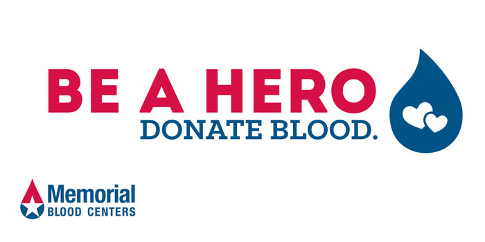 Upcoming Blood Drive - May 14th
