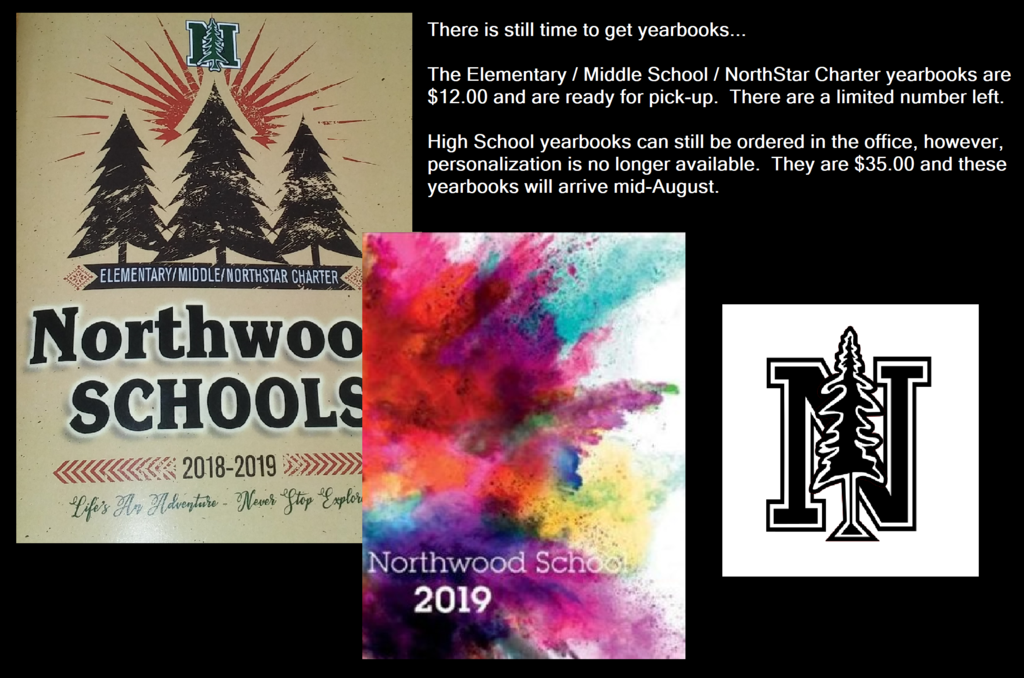 Yearbooks Available!