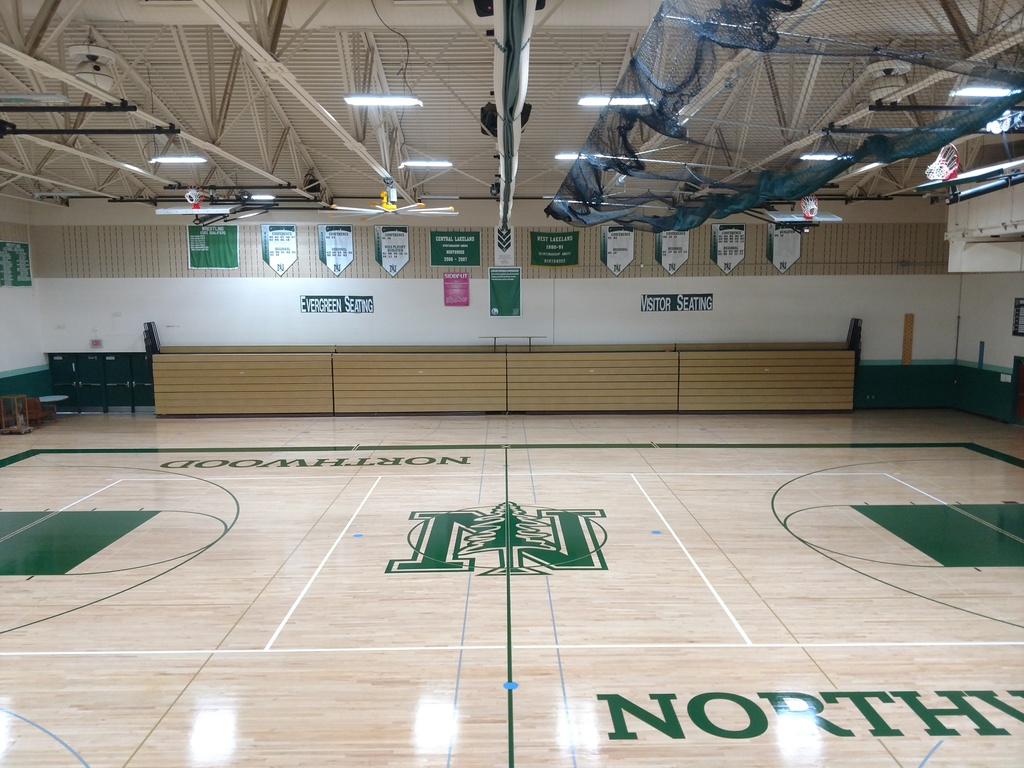 Main Gym Floor