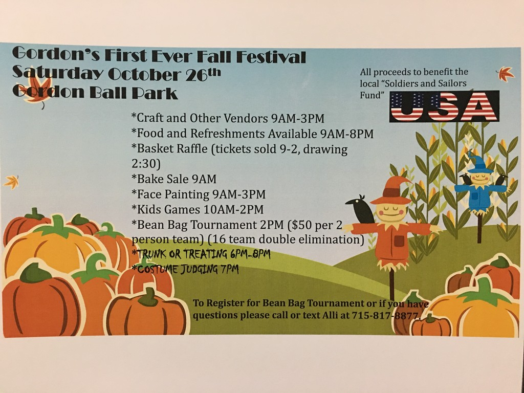 Gordon Fall Festival