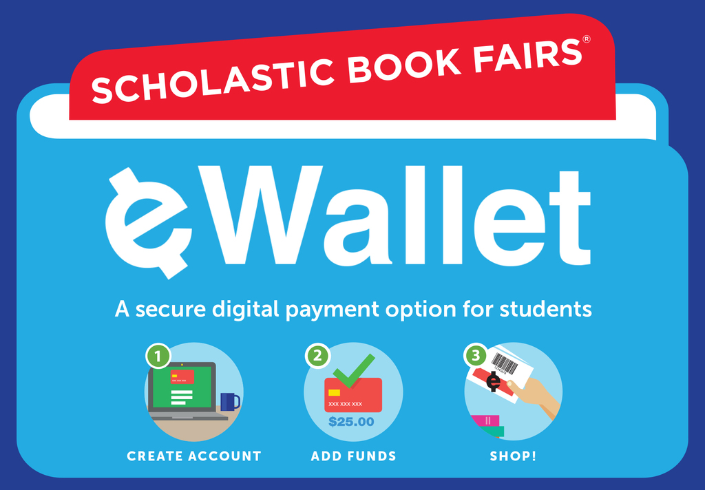 Scholastic Book Fair eWallet