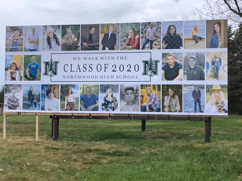 Class of 2020 Billboard