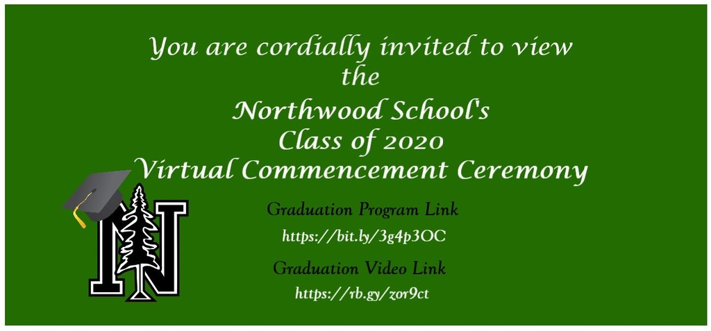 Virtual Graduation Commencement Ceremony